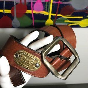 Men's DOLCE AND GABBANA belt